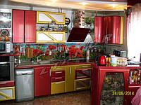 Кухня «Бампер»
