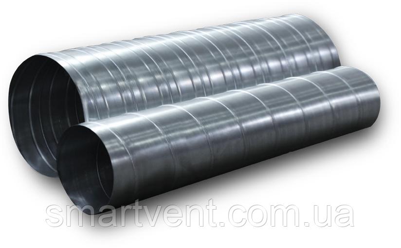Воздуховод спирально-навивной Ø500 оц.0,7 мм