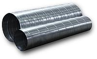 Воздуховод спирально-навивной Ø1250 оц.0,9 мм
