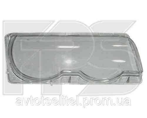 Стекло фары для BMW 7 E38 98-02 правое (FPS)