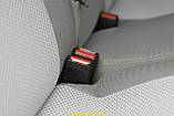 Чехлы салона Nissan Leaf с 2010 г, /Серый, фото 6