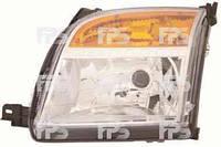 Фара передняя для Ford Fusion 06-12 правая (DEPO) под электрокорректор