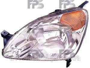Фара передняя для Honda CRV 01-04 правая (DEPO) механическая