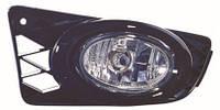 Противотуманная фара для Honda Civic 09- правая (Depo) с решетками рестайлинг седан