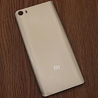 Задняя золотая крышка для Xiaomi Mi5