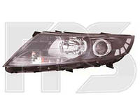 Фара передняя для Kia Optima 10- левая, механическая (DEPO)