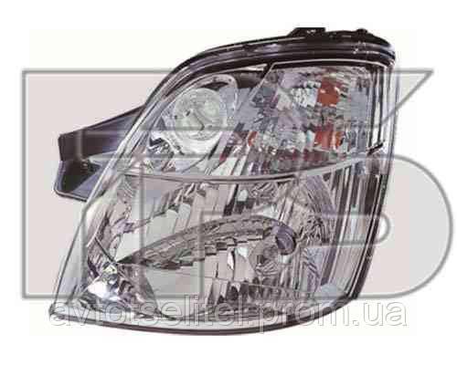 Фара передняя для Kia Picanto 04-07 левая (FPS) механическая