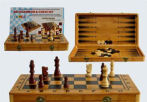 Шахматы, шашки и нарды, фото 2
