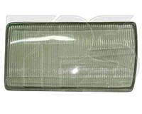 Стекло фары для Mercedes E-Class W123 76-84 правое, прямоугольное (FPS)