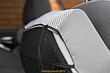 Чехлы салона Skoda Fabia (5J) Hatch (раздельная) 2007 г, /Серый, фото 5
