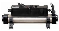 Проточный электронагреватель для бассейна Elecro Flow Line 839В (9 кВт, 400B, Incoloy/Steel)