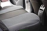 Чехлы салона Skoda Fabia (6Y) Sedan (раздельная) с 2001-07 г, /Черный, фото 3