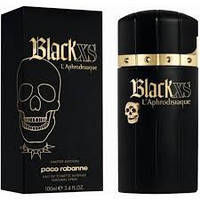 Мужские духи Paco Rabanne Black XS L Aphrodisiaque For Men edt 100 ml