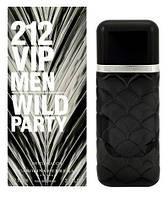 Мужские духи - Carolina Herrera 212 VIP Wild Party Ltd. (edp 100ml)