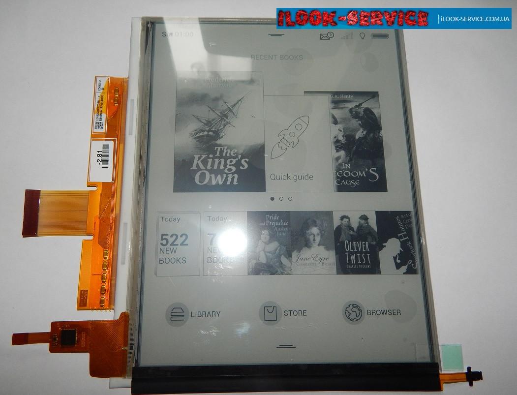 "Матрица Экран Дисплей Модуль E-ink 8"" ED080TC1 Pocketbook 840 InkPad 2"