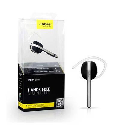 Гарнитура Bluetooth Jabra Style (Black) ME-JB-E280, фото 2