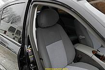 Чехлы салона Dacia Logan MCV 7 мест (раздельный) с 2009-13 г, /Серый