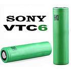 Аккумулятор Sony высокотоковый 18650 3120mAh VTC6 (ток до 30А), фото 5