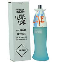 Женские духи Tester - Moschino I Love Love 100 ml