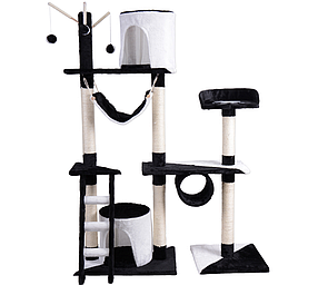Когтеточка, домики, дряпка для кошек CAT K-42 145 см