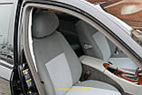 Чехлы салона Audi А-6 (C5) цельный c 1997-2004 г, /Светло Серый, фото 6