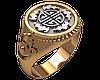 Золотой перстень Скифский