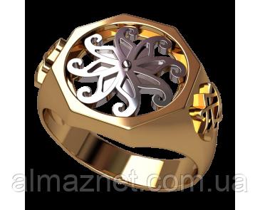 Золотой перстень Ладинец
