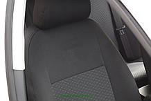Чехлы салона Honda CR-V с 2007-11 г, /Черный