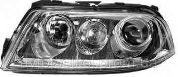 Фара передняя для Volkswagen Passat B5 00-05 правая (HELLA) D2S+H7