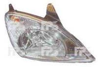 Фара передняя для Chery Tiggo 05-12 левая (FPS) механическая