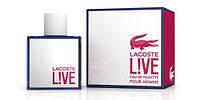 Мужские духи Lacoste Live Pour Homme (L!VE) edt 100ml