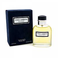 Мужские духи Dolce&Gabbana Pour Homme edt 125 ml