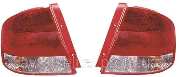 Фонарь задний для Chevrolet Aveo седан 04-06 правый (FPS)