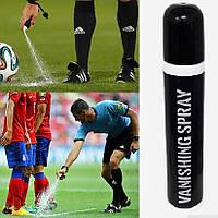 Исчезающий спрей для разметки на футбольном поле VANISHING SPRAY