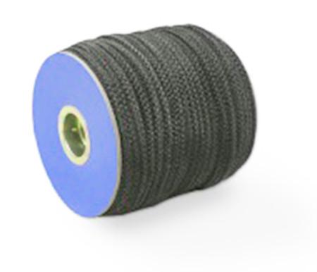 Уплотнительный шнур из графитизированного стекловолокна Ø 10мм