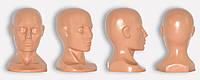 Манекен-голова выставочная для шляп