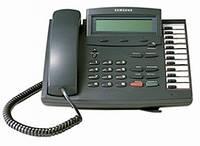 Цифровой системный телефон Samsung DCS (LCD 12B) бу