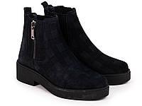 Ботинки Etor 5605-02140-1 37 синие, фото 1