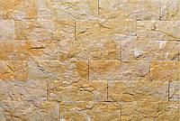 Натуральный камень прямоугольной формы B&B цвет Giallo Reale 23