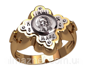 Золотой перстень Православный