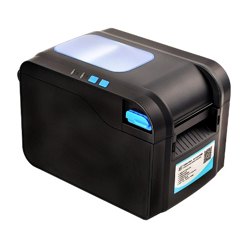 Принтер чеков этикеток XP-370B USB+Bluetooth