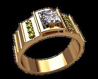 Золотая печатка Афинская