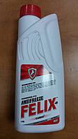 Антифриз G12 Felix Carbox -40 красный 1л - производства России