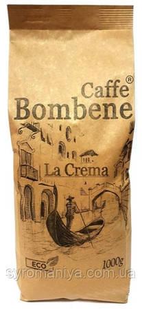 Кофе в зернах Bombene La Crema 1кг