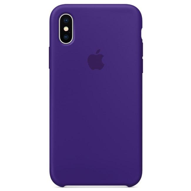 "Накладка iPhone Х ""Original Case"" Purple"