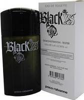 Мужские духи Tester - Paco Rabanne XS Black 100 ml