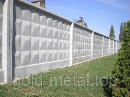 Купить забор из бетона в украине штампы для бетона