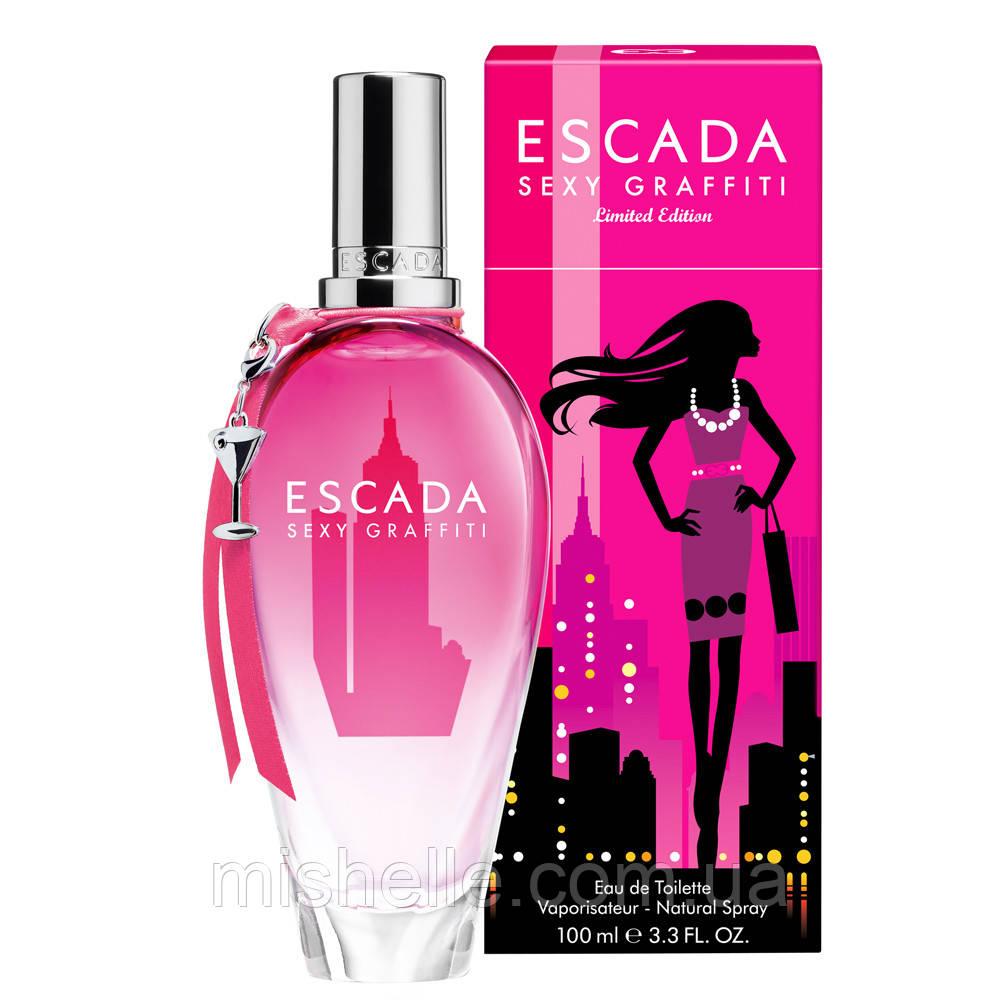 Escada Sexy Graffiti Limited Edition (Эскада Секси Граффити Лимитед Эдишн) реплика