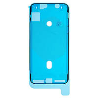 Стикер (двухсторонний скотч) дисплея для Apple iPhone X, черный