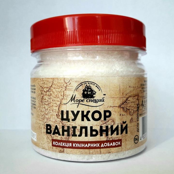 Ванильный сахар 150 г., баночка п/э